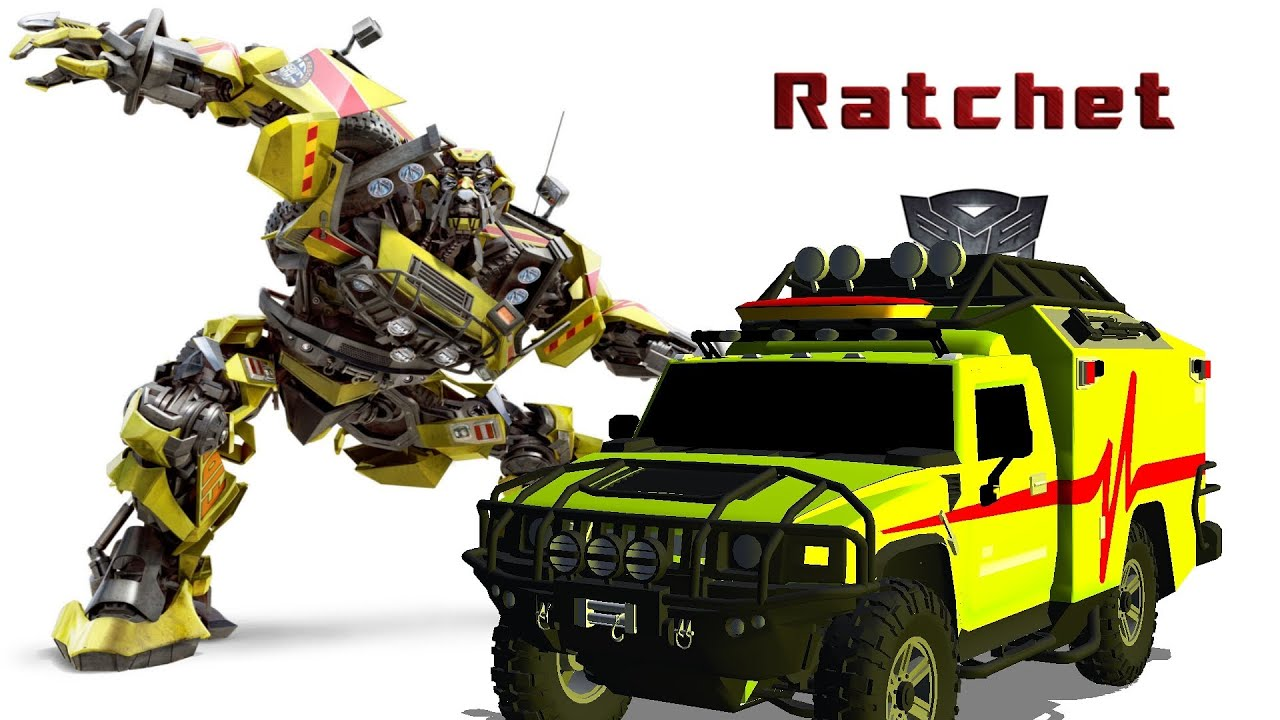 Transformers Ratchet C...