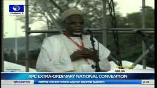 APC Mini National Convention: Party Members Gather In Abuja pt.1