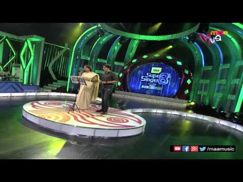 Super Singer 8 Episode - 4 II Kalpana &  Krishna Chaitanya Performance