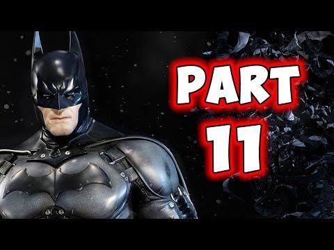 Batman Arkham Origins - Part 11 - Armored Goons - Gameplay Walkthrough HD