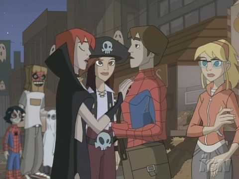 The Spectacular Spider-Man Season 1 Quip Reel