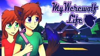 "Minecraft My Werewolf Life - ""Moving In"" S1 #1 (Minecraft Roleplay)"