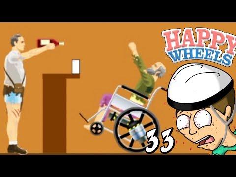 QUESTO NON È TEQUILA!! - Happy Wheels [Ep.33]