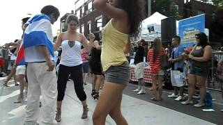 Salsa on St. Clair