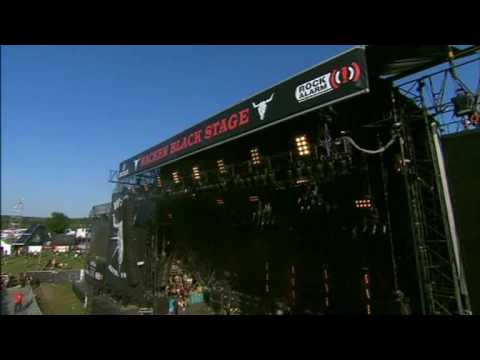 Airbourne - Girls in Black - Live Wacken 2008 - High Quality Video
