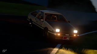 GT SPORT: Just Drift It + AE86 Drift Tune [Mount Panorama]