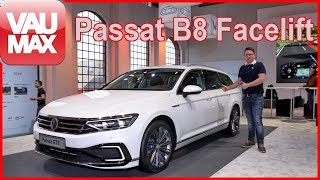 2019 VW Passat (B8 Facelift) Technik & Details by VAU-MAX.tv