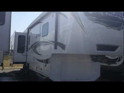 Camping Trailers Oklahoma City - Alpine 3555