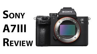 Sony a7III Super Review