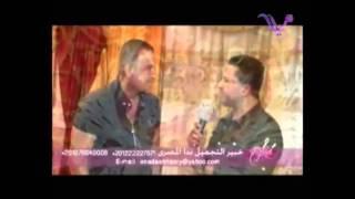 لقاء خبير التجميل ندا المصرى ببرنامج مرح فى فرح