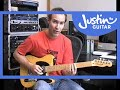 Blues Lead Guitar:The Blues Scale #9of20 (Guitar Lesson BL-019) How to play