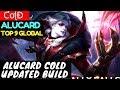 Alucard Cold Updated Build [Top Global 9 Alucard] | ƇơɭƉ Alucard Gameplay #2 Mobile Legends MP3