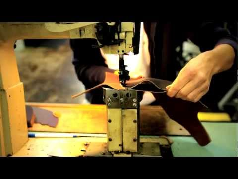 Red Wing Boots Factory Tour Video