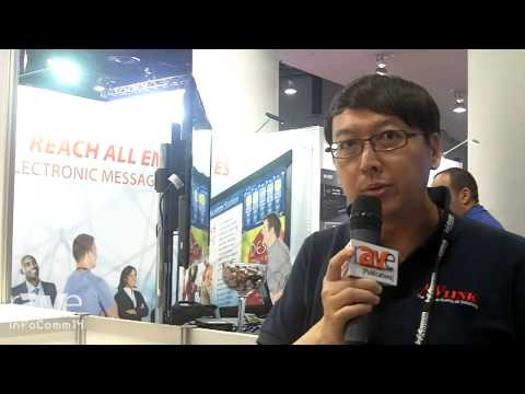 InfoComm 2014: AV Link Shows HX Series HDMI Matrix