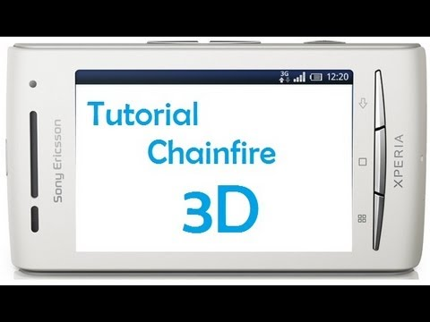Chainfire 3D Android 2.3
