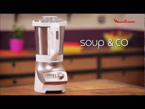 Tefal Soup Co Easy Pumpkin Soup Demonstration How To