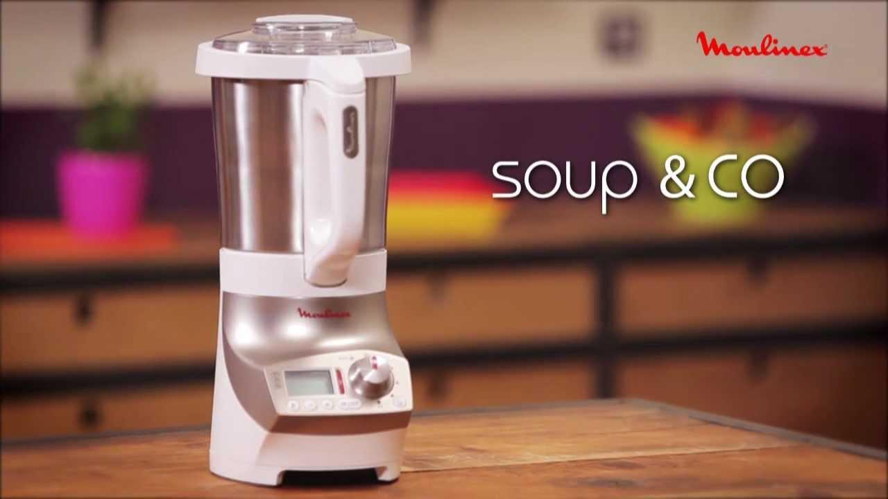 Moulinex soup maker soup co youtube - Moulinex soupe and co ...