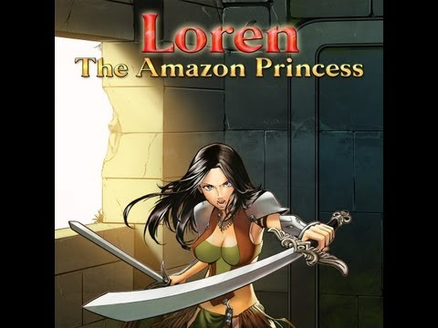 Loren Amazon Princess theme song -