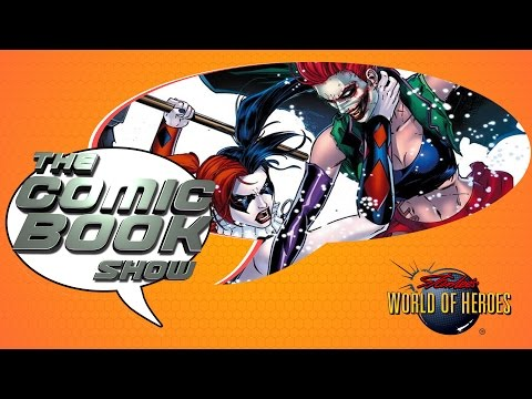 The Comic Book Show: Harley Quinn and Joker's Daughter Face Off!