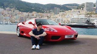 Return Of The POVlog: Driving My Ferrari 360 In Monaco