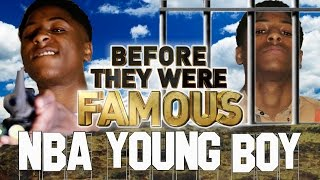 NBA YOUNG BOY - Before They Were Famous - YOUNGBOY NEVER BROKE AGAIN
