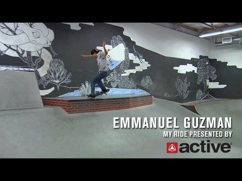 My Ride: Emmanuel Guzman