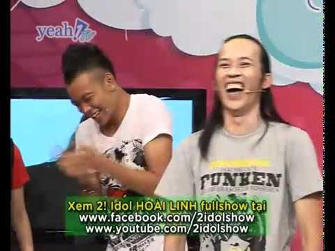 Hoai linh Idol 2011 phần 6