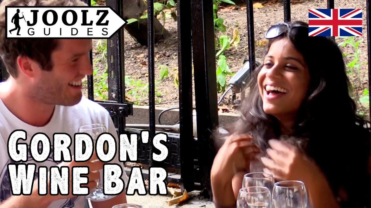 Gordons Wine Bar London Gordon 39 s Wine Bar London Bar