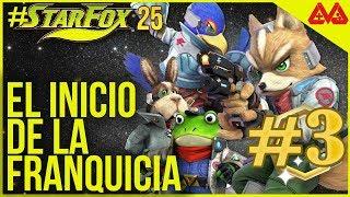 #StarFox25 - Como se creó Star Fox | Origenes de la franquicia