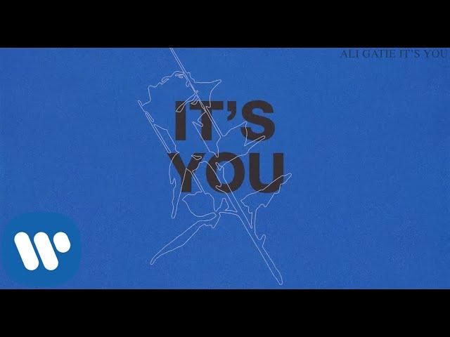 Ali Gatie - It's You (Official Lyrics Video) thumbnail