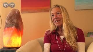 Heilen und Hellsehen nach einer Nahtoderfahrung | Zu Besuch bei Martina Mikoleizig Tatsch