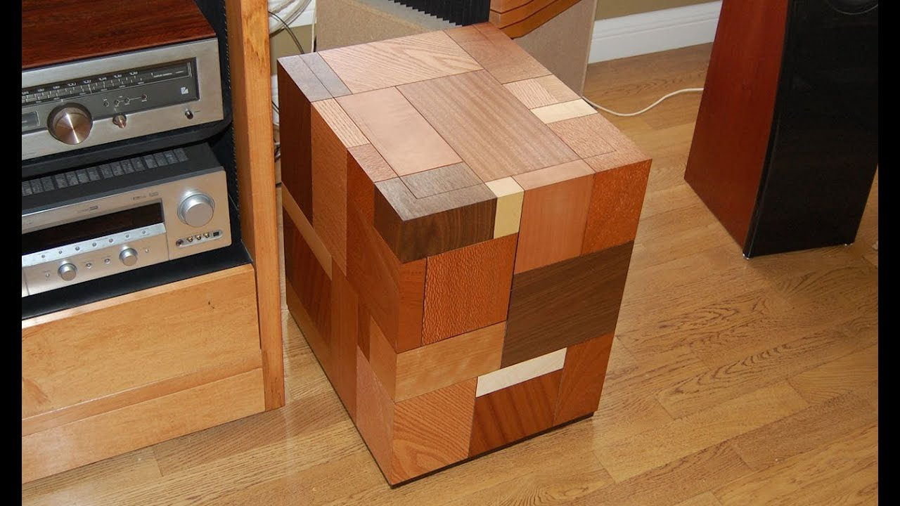 Wooden Computer Case Youtube