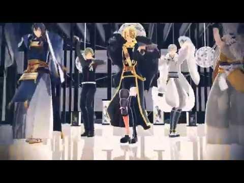 三日月 【MMD刀剣乱舞】平安太刀組で被害妄想携帯女子(笑) - YouTube ナビゲーション