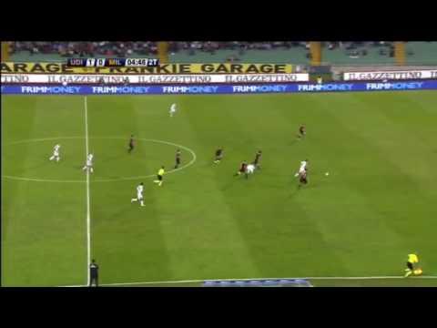 Calcio 2010 : J05 : Udinese - AC Milan : 1-0