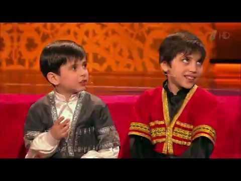 Неутомимые танцоры из ансамбля Молодость Кавказа  Лучше всех