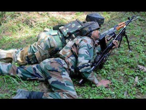 One Jawan Critically Injured in Kupwara Encounter