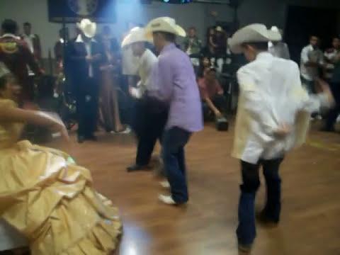 baile sorpresa duranguense(los principez)