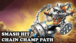 Skylanders Superchargers - Smash Hit - Chain Champ Path - GAMEPLAY