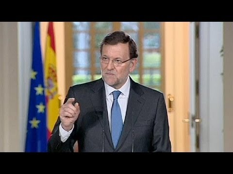 Spain's Rajoy: '2014 will be a better year'