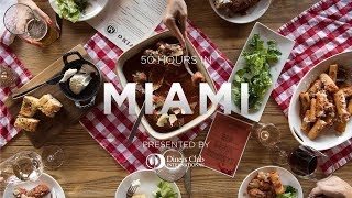 50 Hours in Miami: eat drink sleep travel guide
