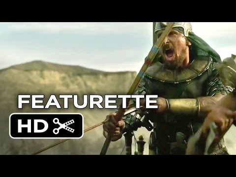 Exodus: Gods and Kings Featurette - Creating The Action (2014) - Ridley Scott Movie HD