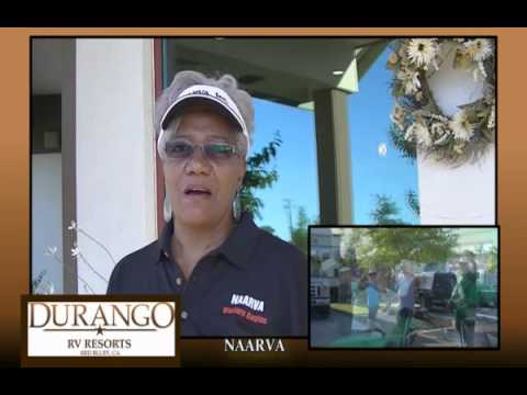 NAARVA rally at Durango RV Resorts