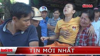 ⚡ NÓNG | 4 trẻ chết đuối thương tâm trên sông Vệ