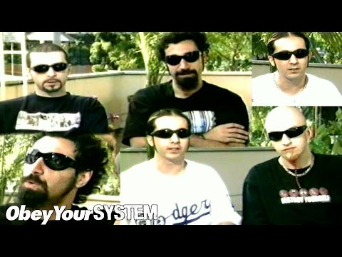 System Of A Down - Interview 2000【Spanish,Portuguese,English,Italian subsᴴᴰ】