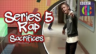 4 O'Clock Club Raps - Sacrifices - CBBC