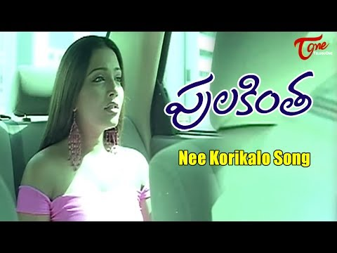 Pulakintha Songs - Nee Korikalo - Meghana Naidu - Tarun Arora video
