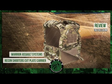 REVIEW - Warrior Assault Systems RECON Shooters Cut Plate Carrier