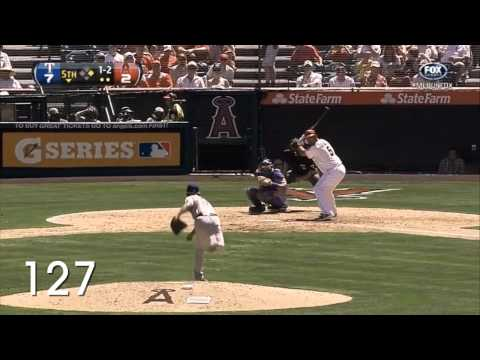 Yu 221 - Darvish 2012 strikeout montage