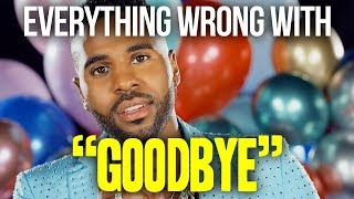 "Everything Wrong With Jason Derulo x David Guetta - ""Goodbye ft. Nicki Minaj"""