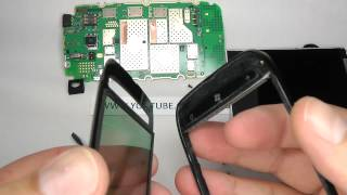 Nokia Lumia 710 Disassembly & Assembly - Digitizer, Screen & Case Replacement Repair
